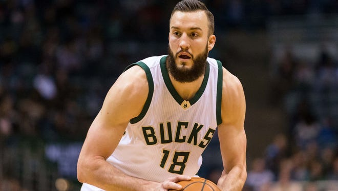 Christ School graduate Miles Plumlee was traded from the Milwaukee Bucks to the Charlotte Hornets on on Thursday.