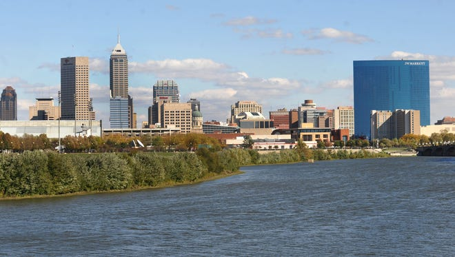 A World Trade Center could be established in Indianapolis.
