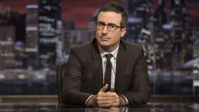 John Oliver ripped into Pa. Sen. Scott Wagner on HBO's Last Week  Tonight after bashing Trump for bailing from the Paris Climate Agreement.