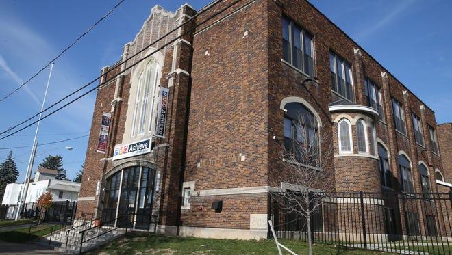 E3 Charter School in Rochester.