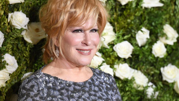 Bette Midler tweets an apparent call for more harm to Rand Paul. And Twitter wasn't having it