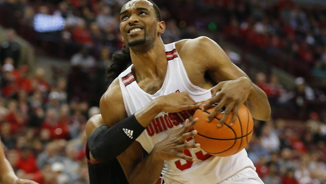 Keita Bates-Diop is the Big Ten player of the year.