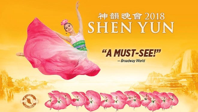 "Experience classical Chinese dance come to life on a ""journey through 5,000 years of divinely inspired culture."""