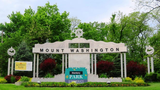 Mount Washington has won a state grant to build a pavilion in Stanbery Park.  Enquirer file photo Mount Washington has won a state grant to build a pavilion in Stanbery Park.