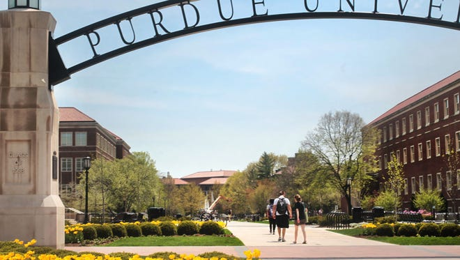 Purdue students asked the university take action after they say comedian Andy Gross sexually harassed a student leader.