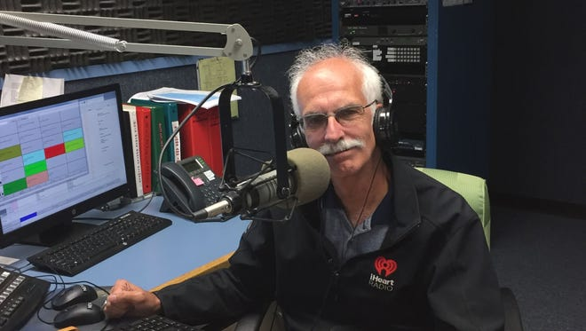 Jeff Ruth has been working at WMRN since 1979.