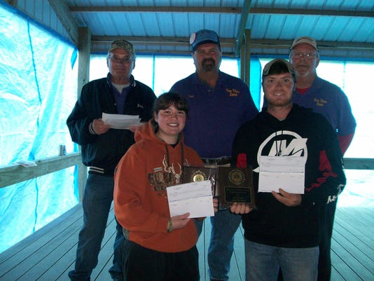 2015 VD Walleye Tournament 01--1st Place Team