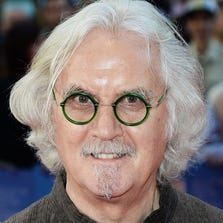 "LONDON, ENGLAND - SEPTEMBER 22:  Billy Connolly attends the World Premiere of ""What We Did On Our Holiday"" at Odeon West End on September 22, 2014 in London, England.  (Photo by Dave Hogan/Getty Images)"