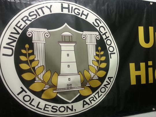 University High School.