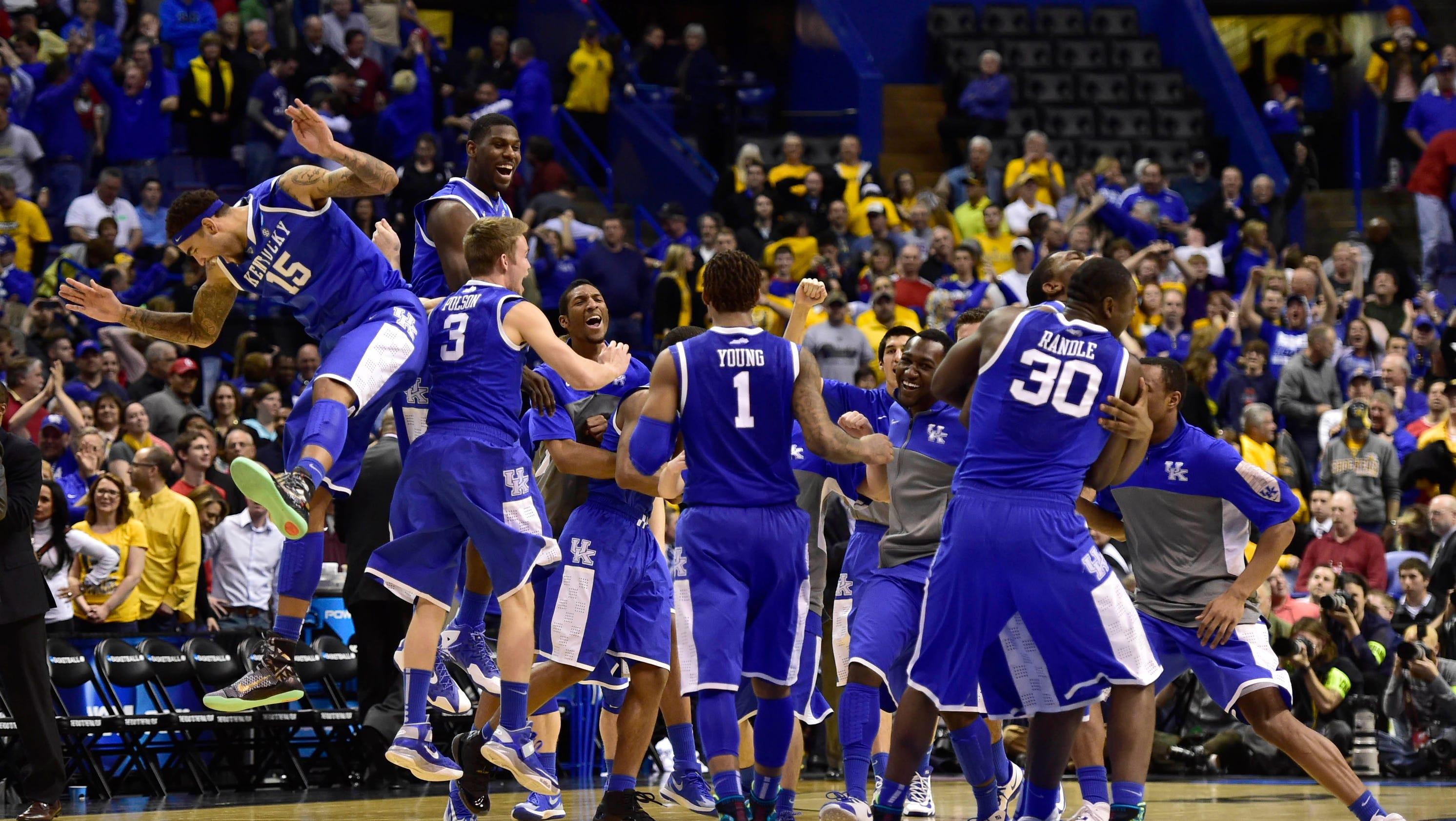 Kentucky Wildcats 2014 15 Men S Basketball Roster: Kentucky, Tennessee Will Join Michigan, Louisville In