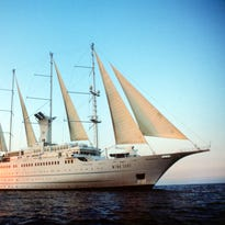 First look: Windstar Cruises' new Star Pride