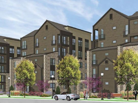 1 200 New Student Apartments Planned Near Csu