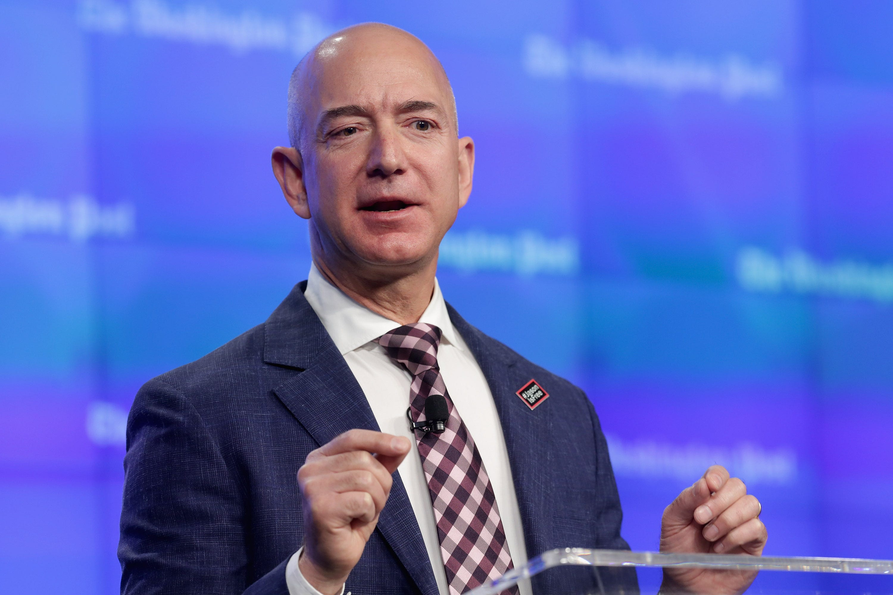 Jeff Bezos Is Now The Worlds Richest Man With A Fortune Of Over US100 Billion