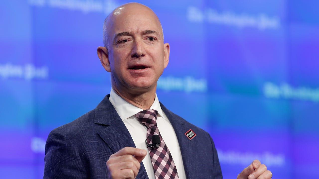 Amazon's Jeff Bezos tops 2018 Forbes' billionaires list