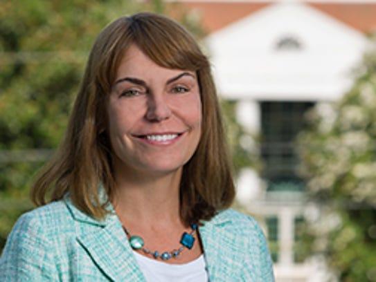 College of Law Dean Erin O'Hara O'Connor