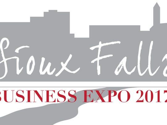 Sioux Falls Business Expo 2017 logo.