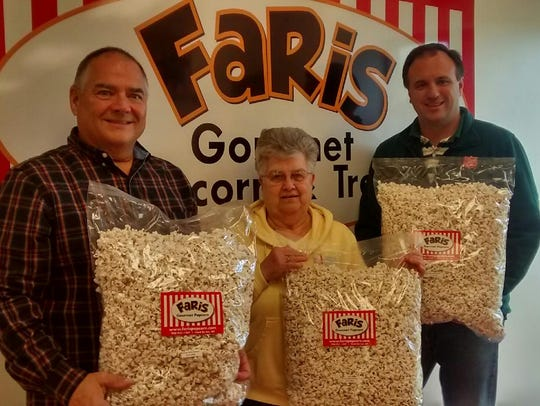 Faris Gourmet Popcorn is a component of the Salvation