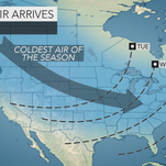 Grab your jackets: Cold weather chills York