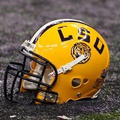 LSU's Trey Lealaimatafao has been dismissed from the football team.