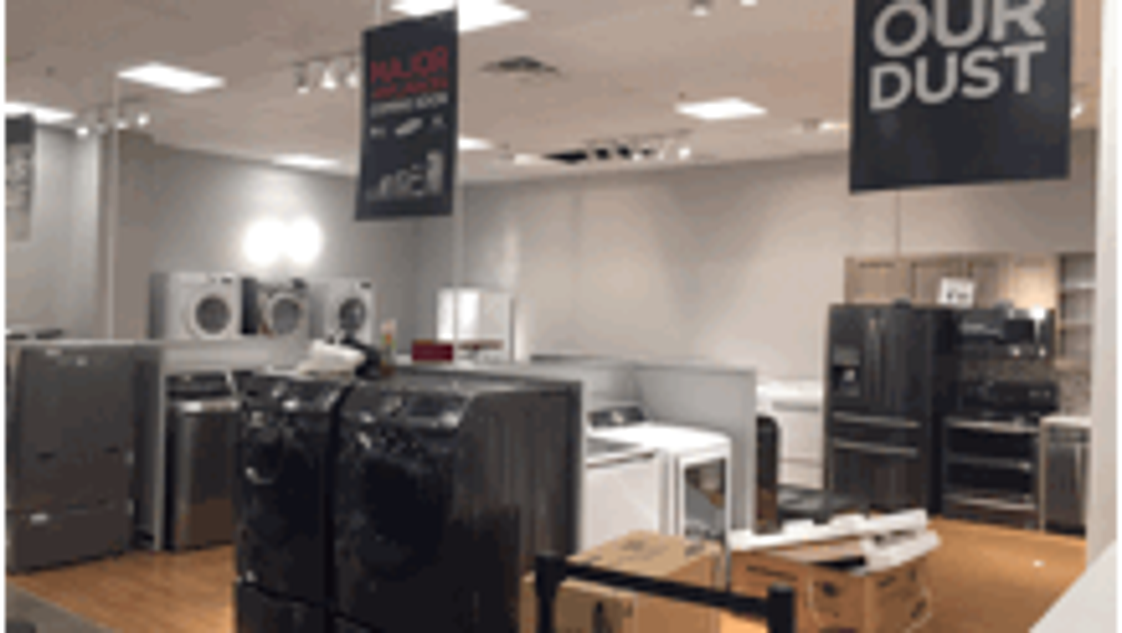 Jcpenney Plugs Appliances Local Showroom