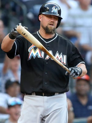 Casey McGehee hit .287 with 29 doubles, four home runs and 76 RBI last season.