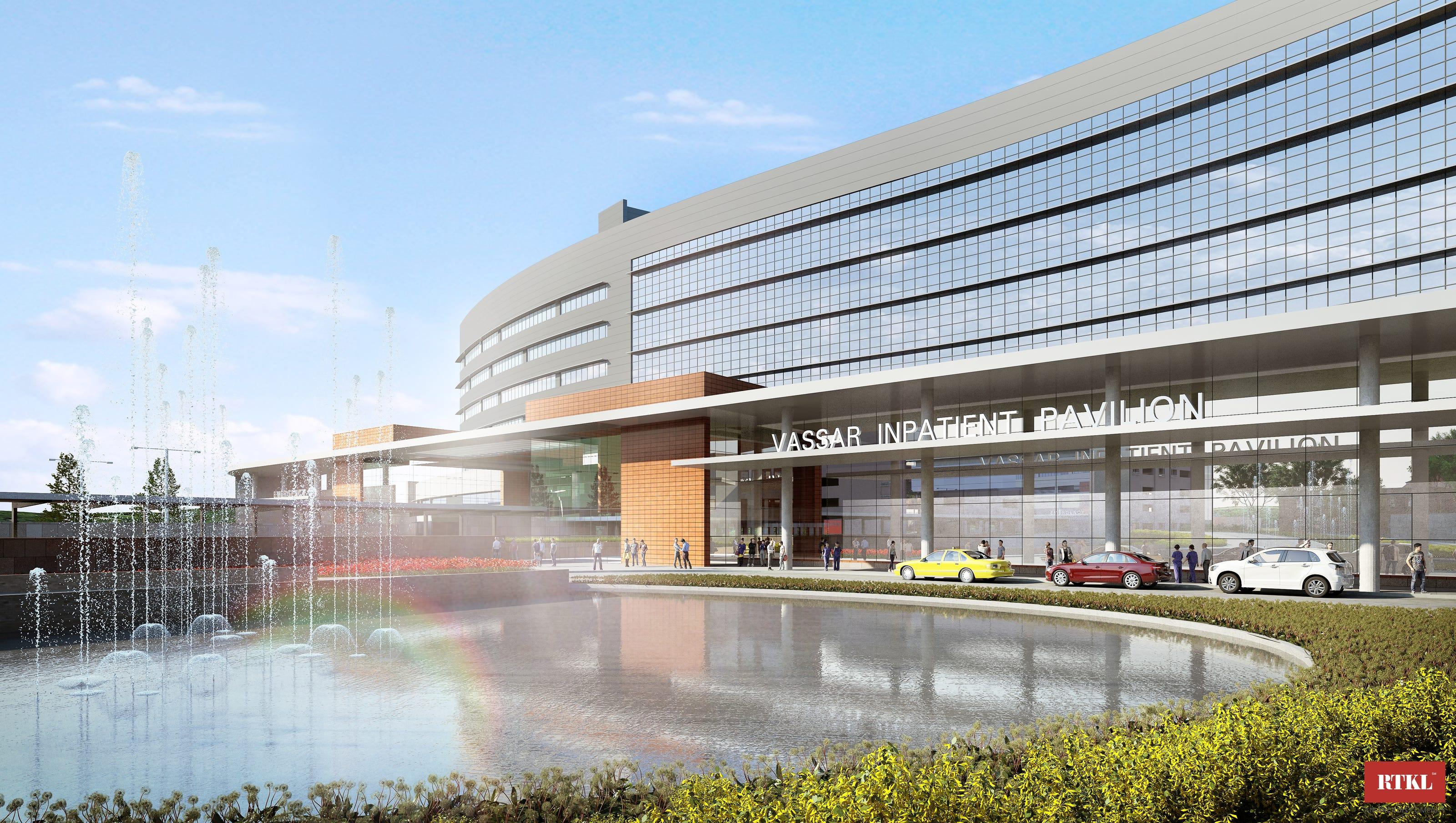 Vassar Brothers plans $466M construction project