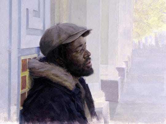 """The Novelist"" by Mario A. Robinson"
