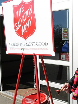 Guest columnist Amy Gunzelman believes the Salvation Army is not accepting of the LGBTQ community.