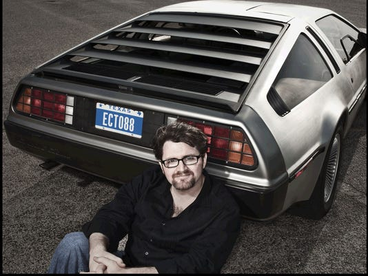 MAIN Ernie Cline Delorean large.jpg