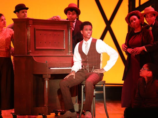 "Archbishop Stepinac's Jordan Hill, who played Coalhouse Walker in the just-closed ""Ragtime,"" will reprise his performance of ""Make Them Hear You"" at Pedro's Open Mic at 7 p.m., May 12 at Harrison High School. Reservations -- $5 for adults, free for students with ID -- are required, at tickets.lohud.com."