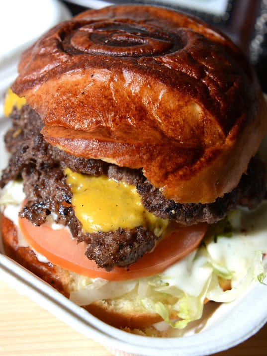 z-Back Field Burger