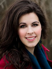 Soprano Amanda Woodbury was a winner of this year's Metropolitan Opera National Council Auditions. The finals were held