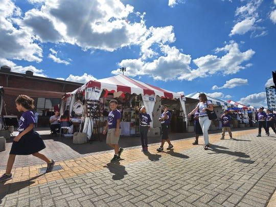 Red River Revel Arts Festival will be Sept. 29-Oct. 7 at Festival Plaza in Shreveport.