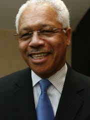 Former Wilmington City Council President Ted Blunt