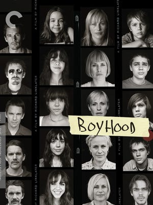 'Boyhood' tells the story of one boy's journey over 12 years.