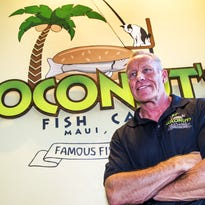 Kim Kuhljuergen is opening his third Coconut's Fish Cafe.  The new location is near Alma School Road and W. Ocotillo Road in Chandler.