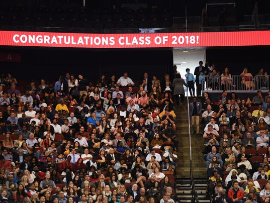 Ramapo College Commencement 23