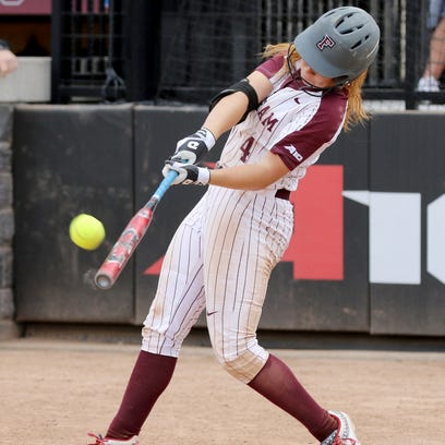 Binghamton grad Rauch earns numerous softball honors from A10