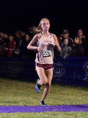 Turpin's Sam Bush takes a second-place finish under