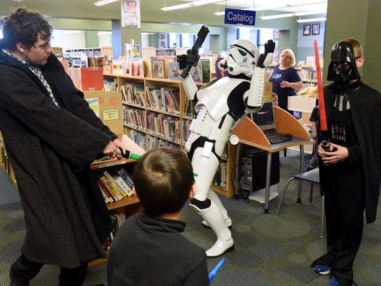 Star Wars Day -- Augusta Public Library5