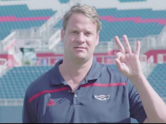 After leading Florida Atlantic to a probable bowl berth, other college teams are likely to look at him for their head football coach openings.