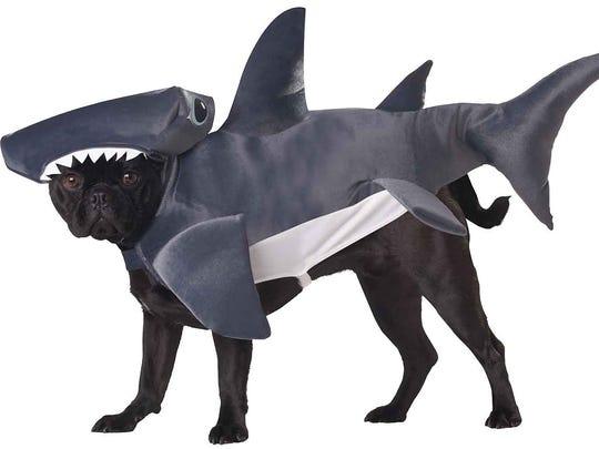 XXX shark-week-gear-dog-costume-5412-