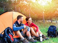 Enjoy an Outdoor Getaway