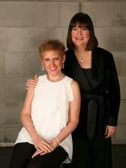 Liz Callaway and Ann Hampton Callaway will perform