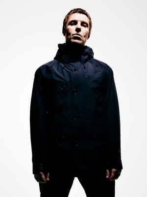 Liam Gallagher plays New York City's McKittrick Hotel on Friday night.