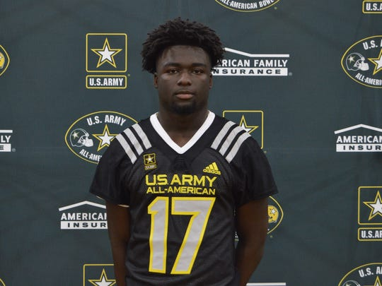 Tray Bishop competed in the U.S. Army All-America Game representing Terrell County High School. He signed with FAMU in 2020.