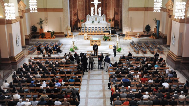The Archdiocese of Indianapolis released a list of more than 20 priests accused of sex abuse.