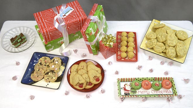 12 Days of Cookies.