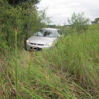 A Jackson County sheriff's deputy was pursuing Spindler when he lost control of a stolen vehicle from Marshfield.