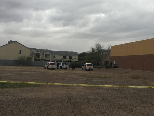 Teen wounded in shooting near Glendale charter school